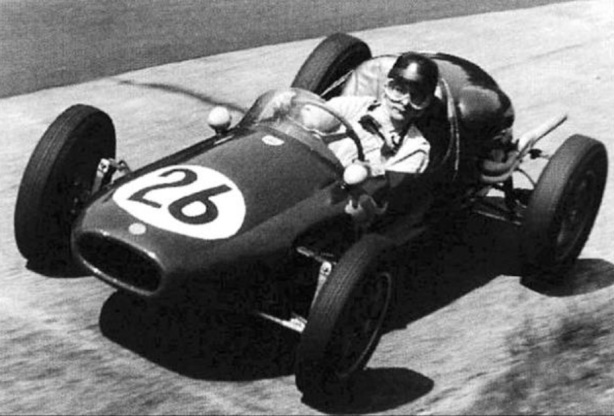 paul england nurburgring 1957