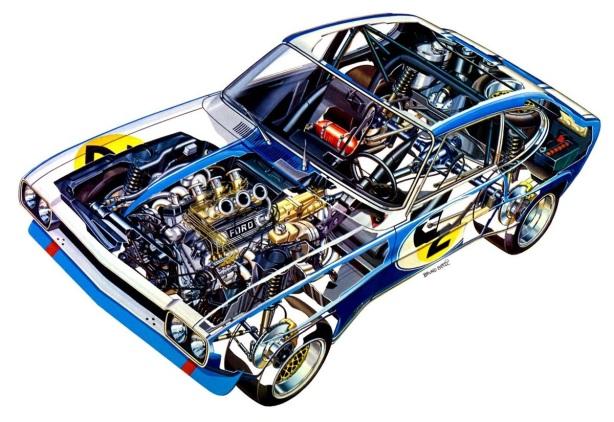 rs 2600 cutaway