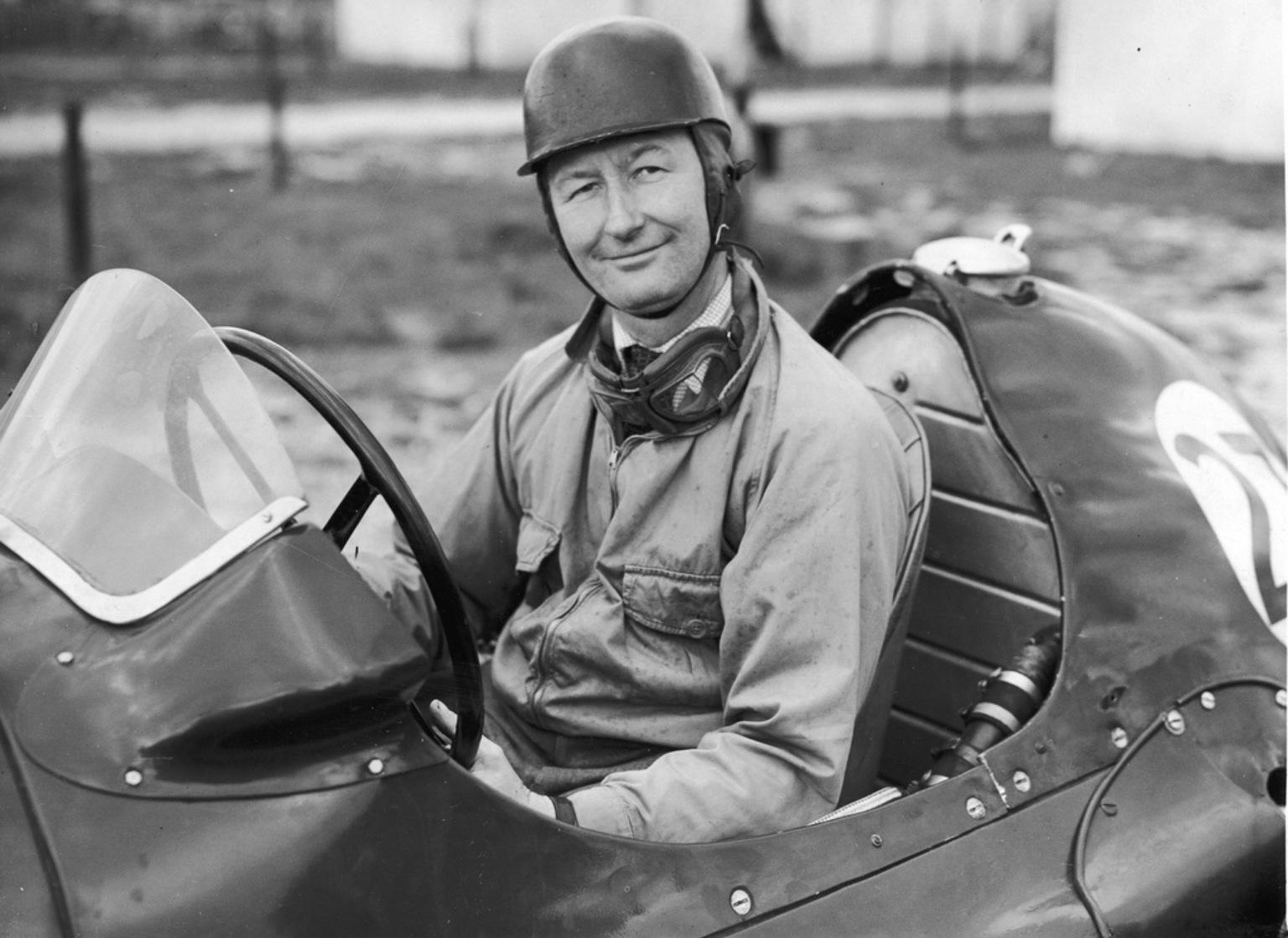 Peter Whitehead In Australia Era R10b 1938 Primotipo