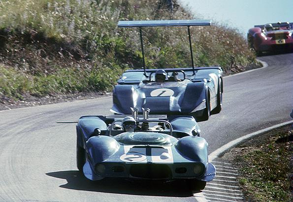 allen and matich bathurst 1969