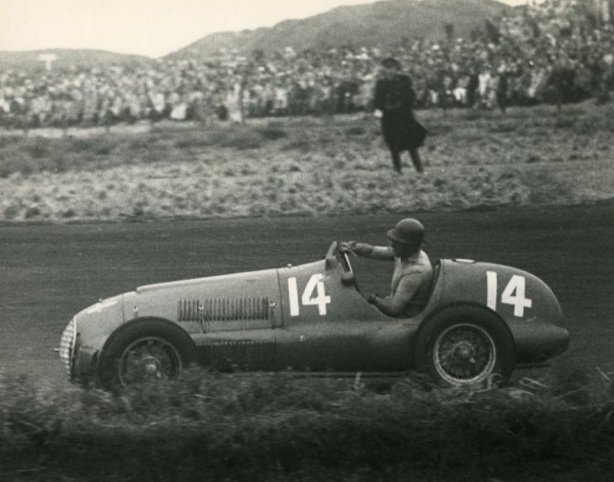 dundrod 1950