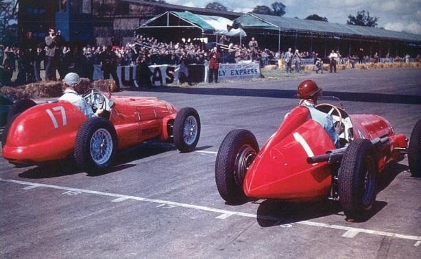 int trophy silverstone 1950