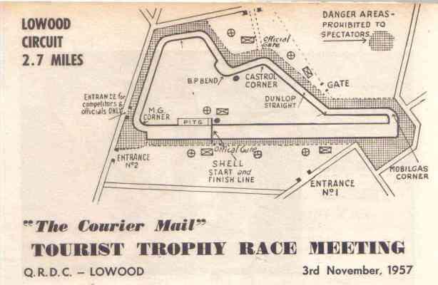 Lowood curcuit map