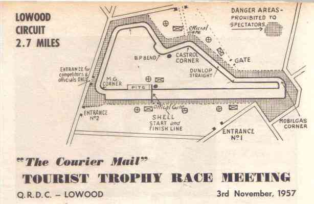Lowood curcuit map