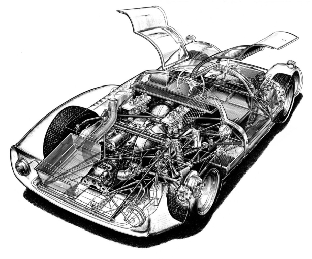 906 chassis