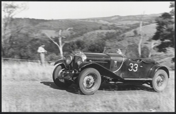 davison 4.5 bentley 12th rob roy