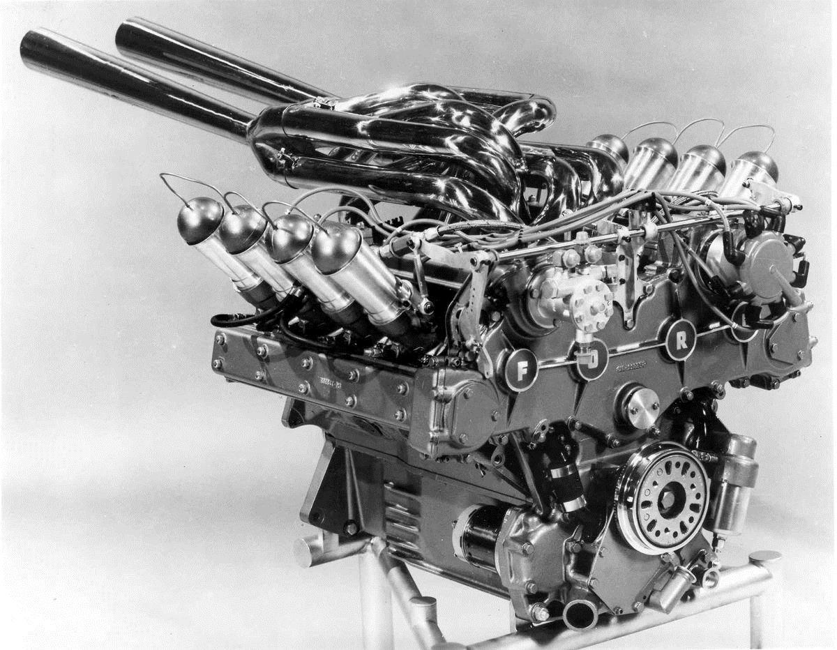 Ford Indy Racing Quad Cam V8 Primotipo