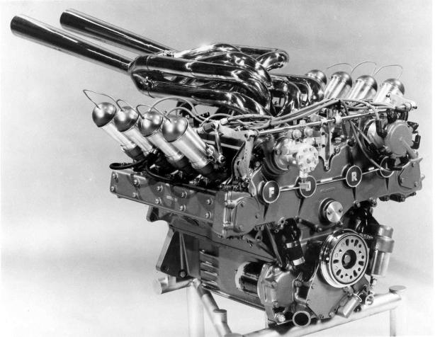 ford indy engine