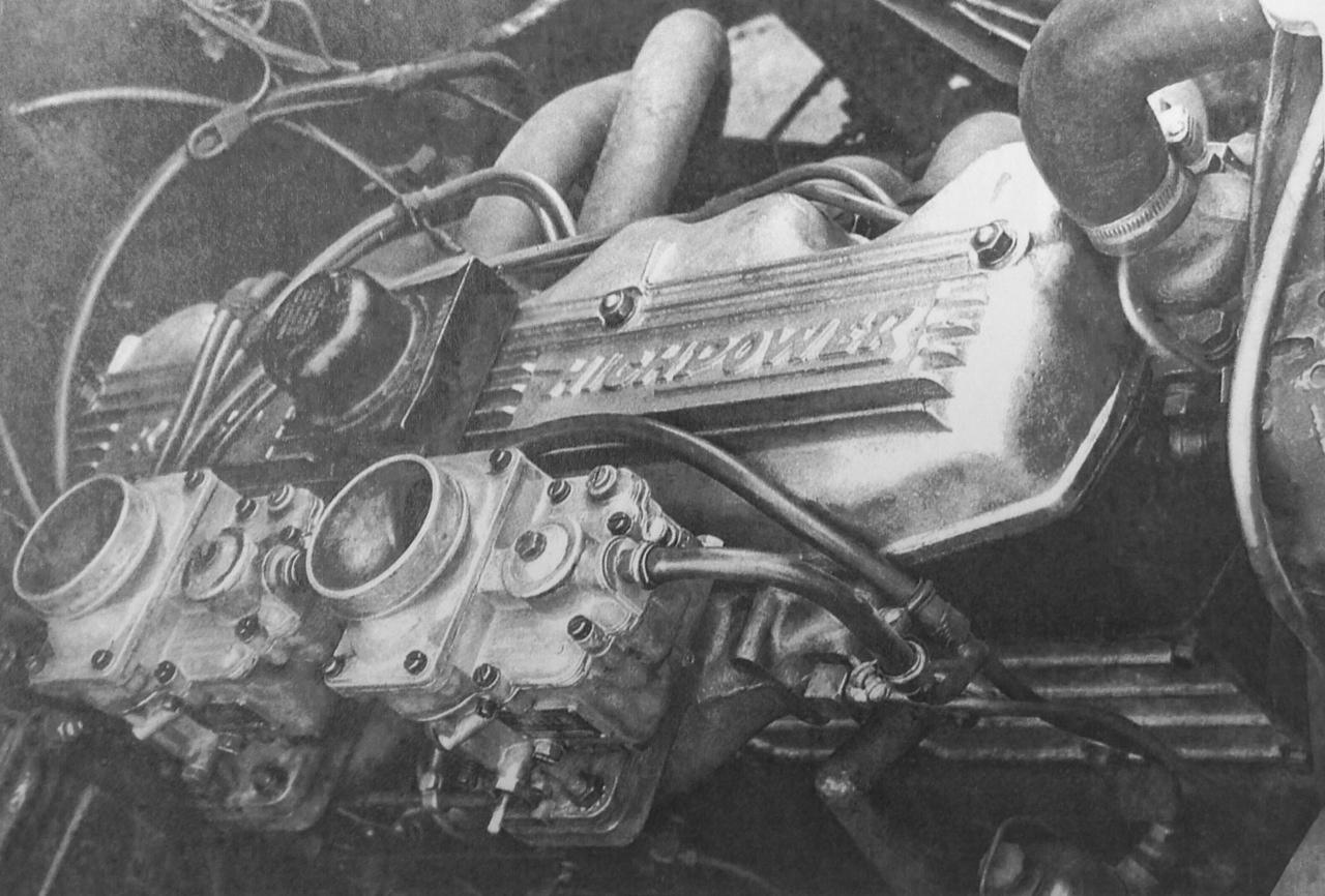 'Repco Record' Car and Repco 'Hi-Power' Head…   primotipo...