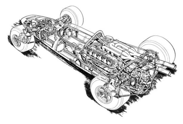 t 90 cutaway