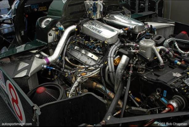 bentley engine