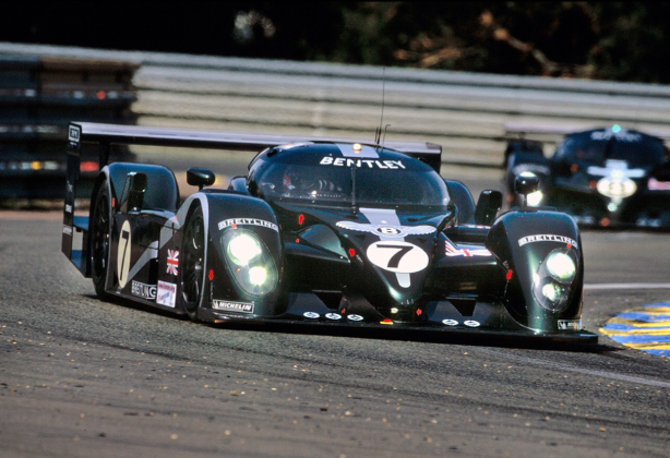 bentley la mans winner