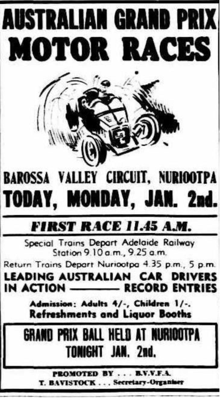 Australian Stock Car Racing