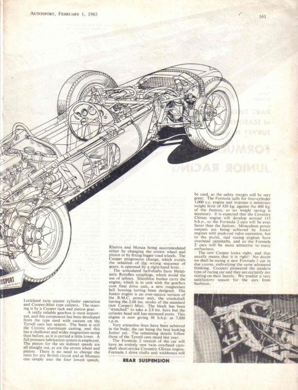 Autosport Cooper FJ 02
