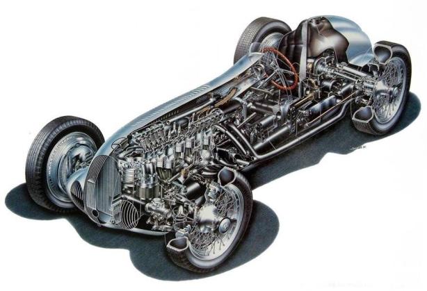 cutaway w125