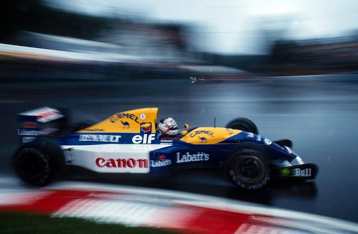 schumacher s first win benetton spa 1992 primotipo