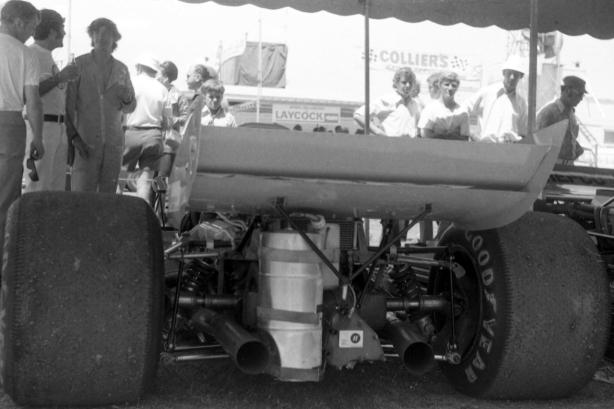rear paddiock
