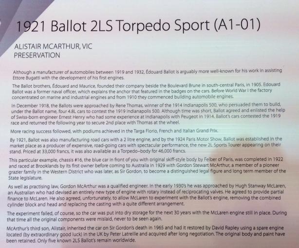 ballot info