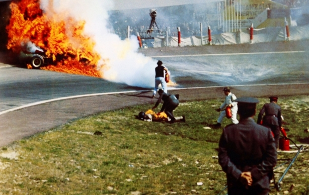 ickx on the ground