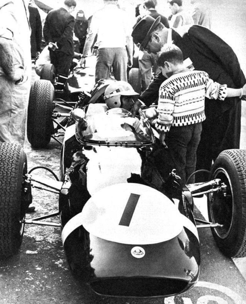 Brabham Bt33 Ford