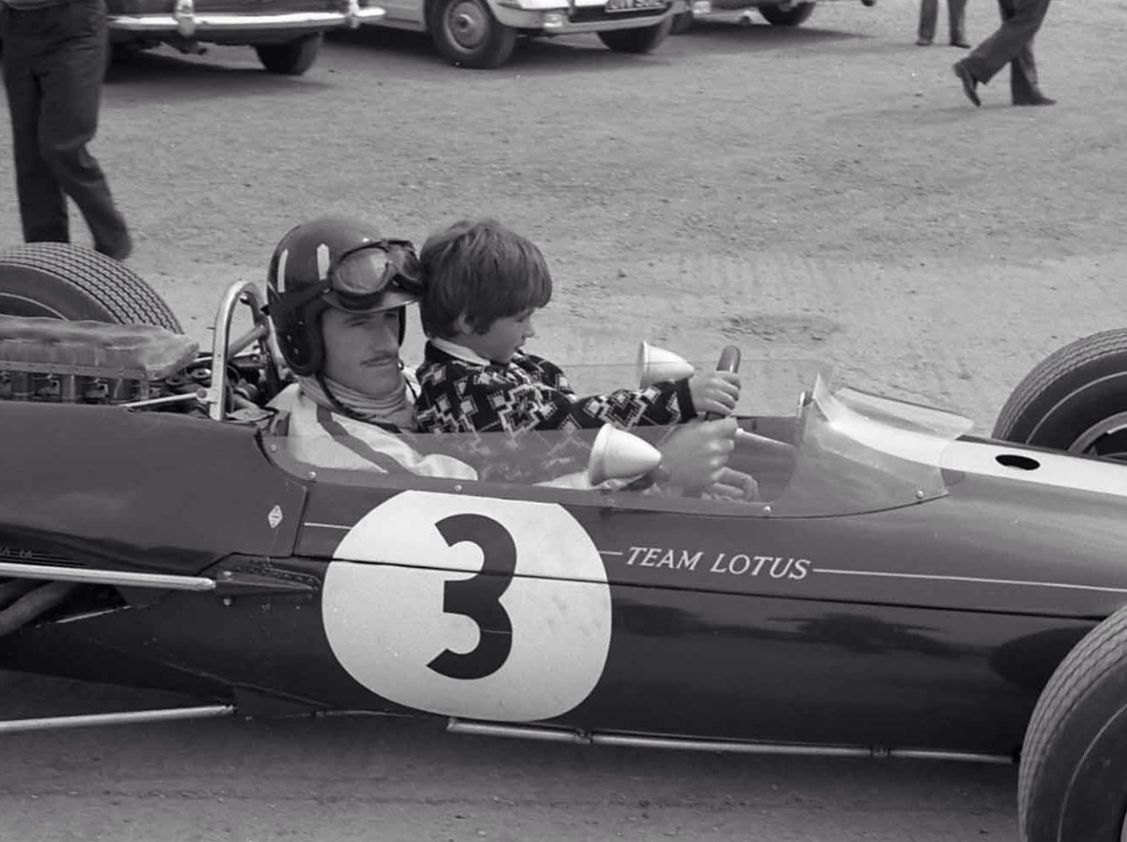Lotus 33 brm r11 primotipo for Damon racing