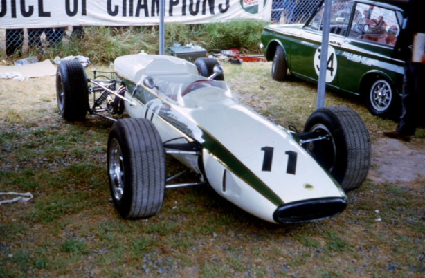 lotus 39 sandown