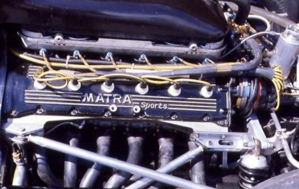 matra engine