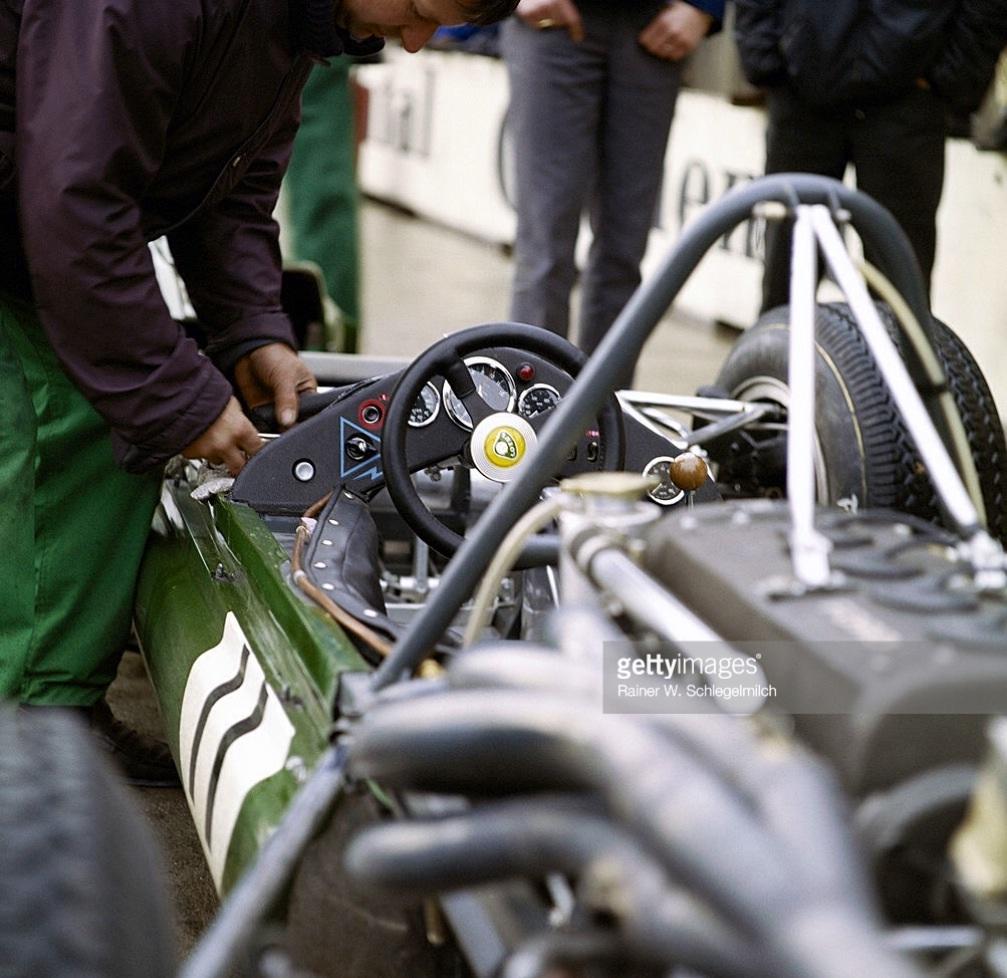 Lotus 69 Ford FVA | primotipo...