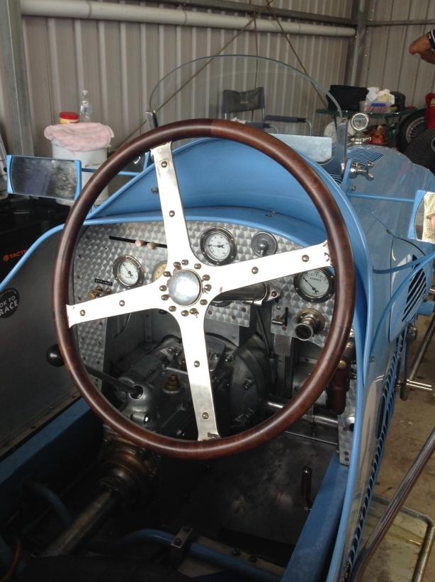 td cockpit