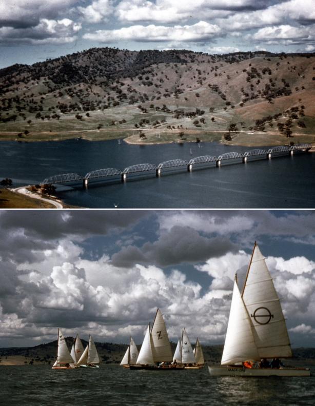 dam sail