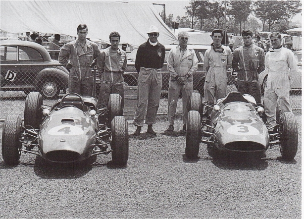 Ecurie Australie December 1964