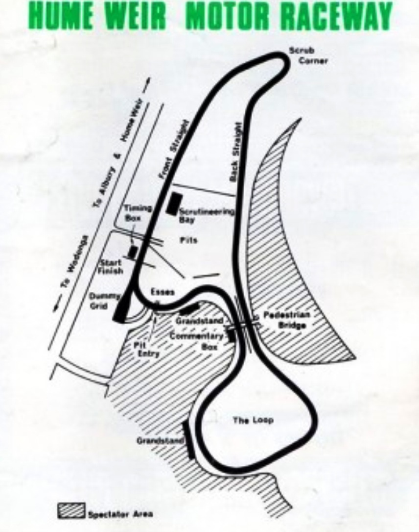 Hume Dam Construction | primotipo