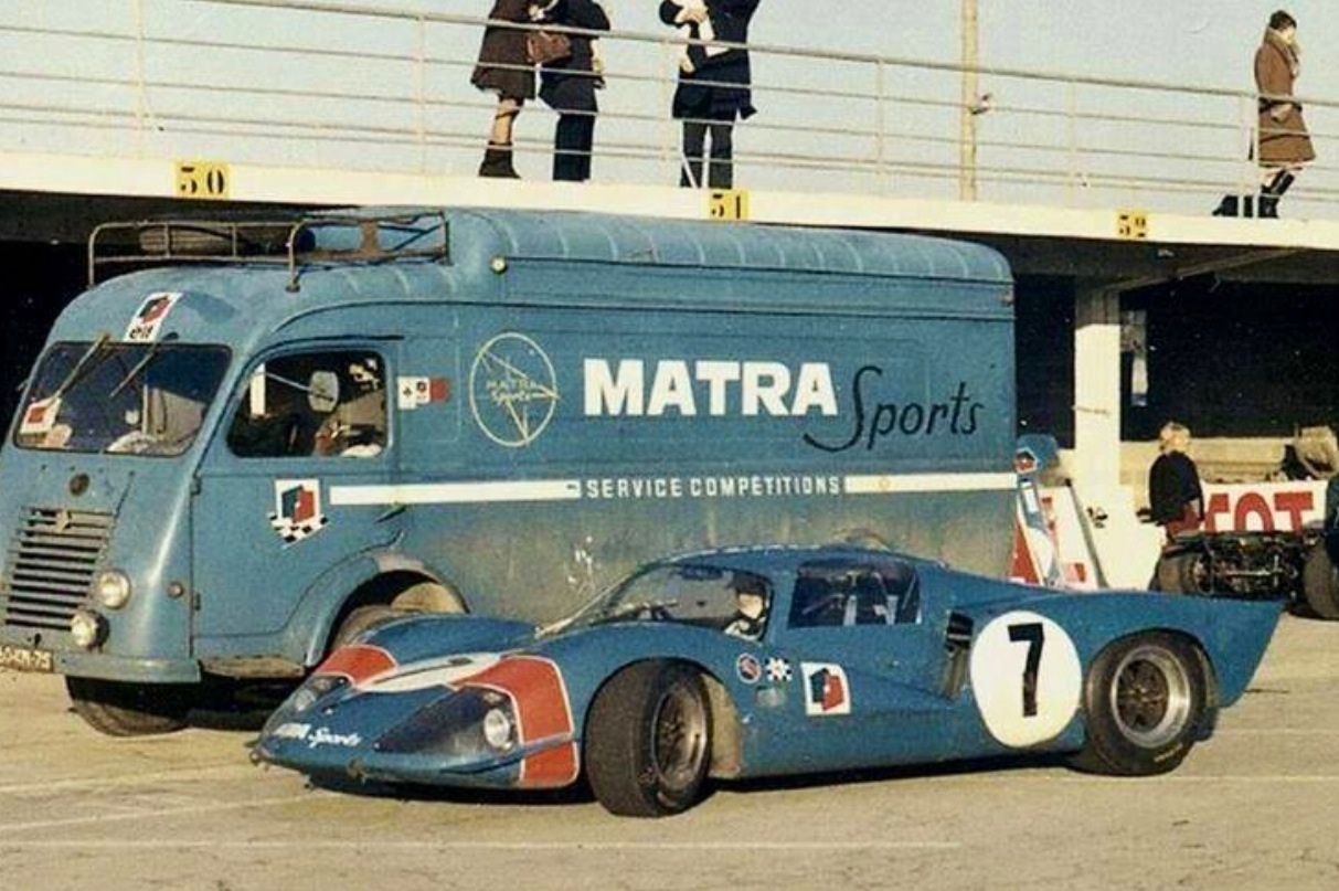 Matra MS80 Ford… | primotipo