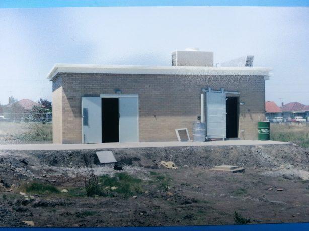 test house