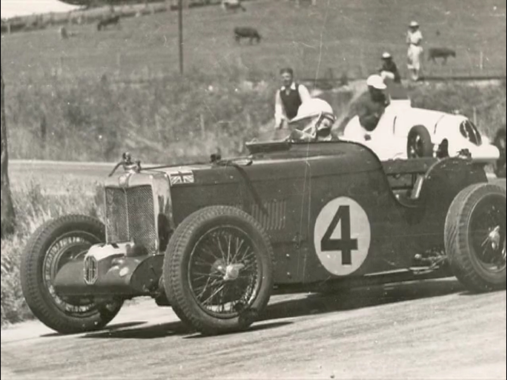 mg k3 magnette primotipolyster jackson, mg k3 ahead of sinclair\u0027s alta (n howard)