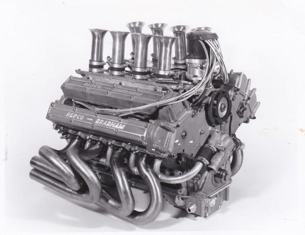 Repco Brabham Engines | primotipo
