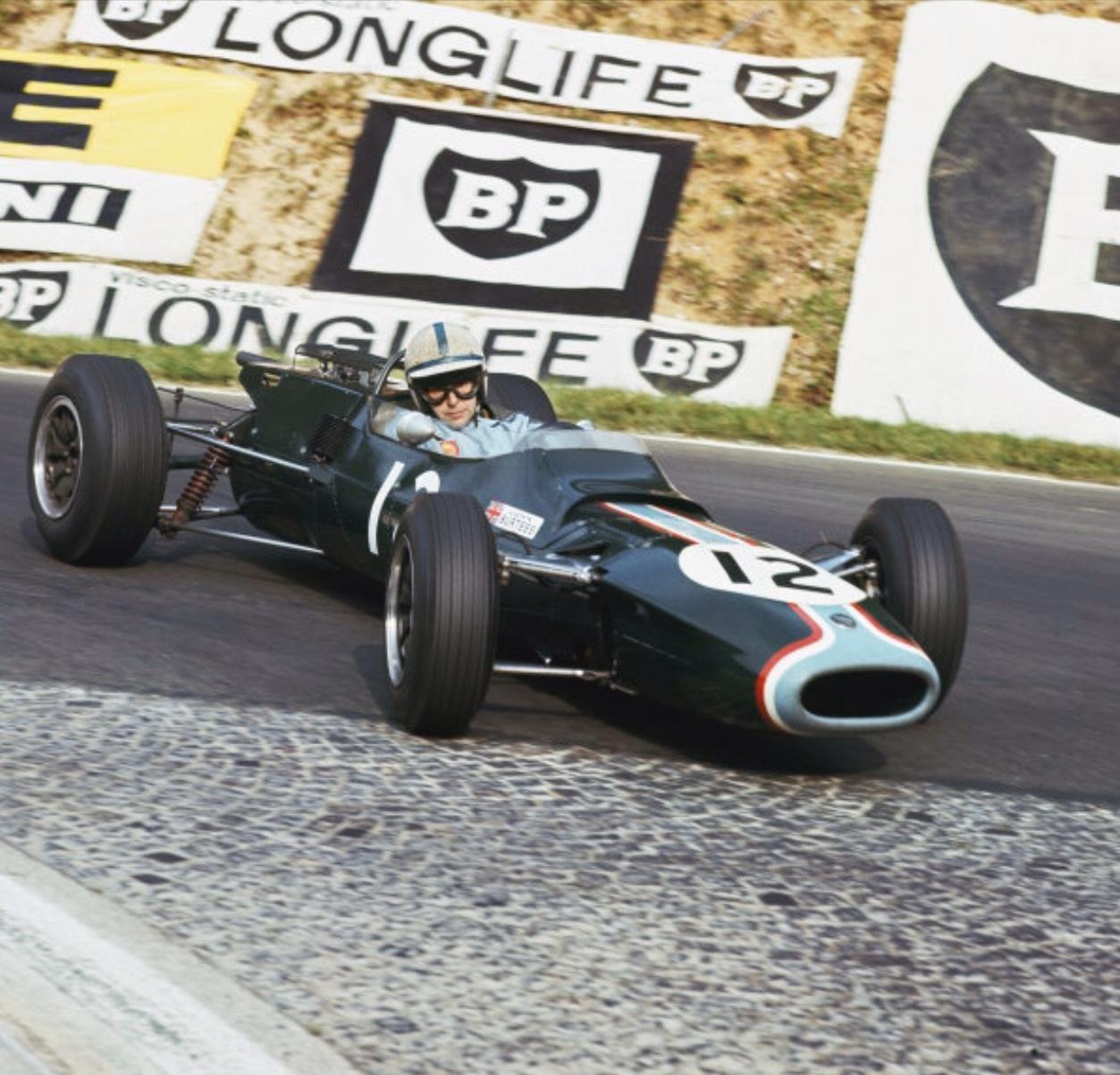 WOW!! 1972 Matra Simca Lemans Race Side View Sign Graham Hill Henry Pescarolo